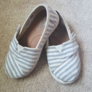 TOMS SHOES FOR Toddler Girls